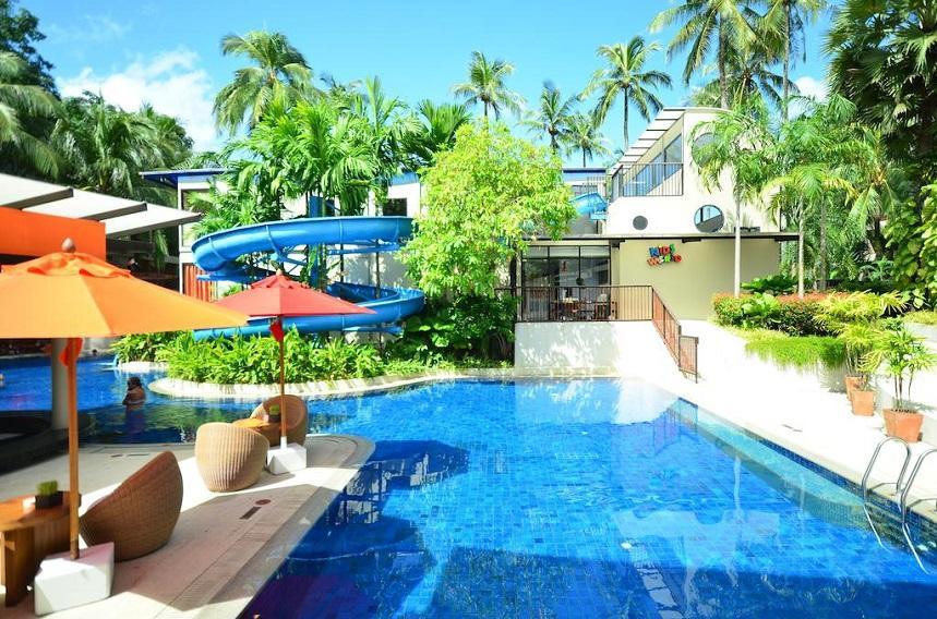 Novotel Phuket Surin Beach Resort