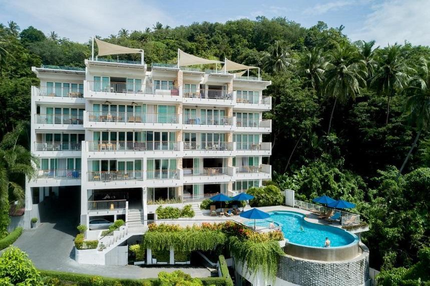 The Park Surin Serviced Apartments 4*