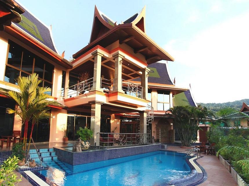 Kata Hill View Villas by Kata Sea View Villas