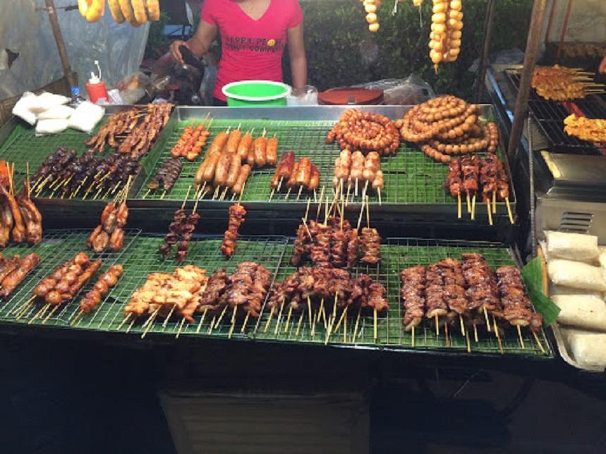 рынок в Патонге - Банзаан