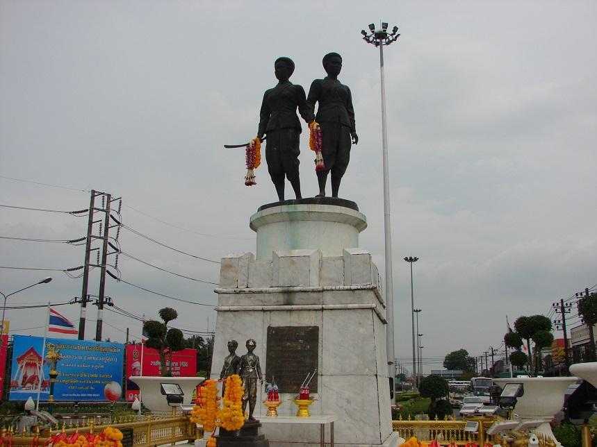 Памятник сестрам-освободительницам