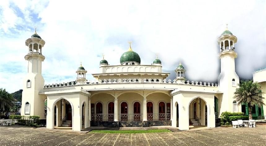 Mukarom Mosque