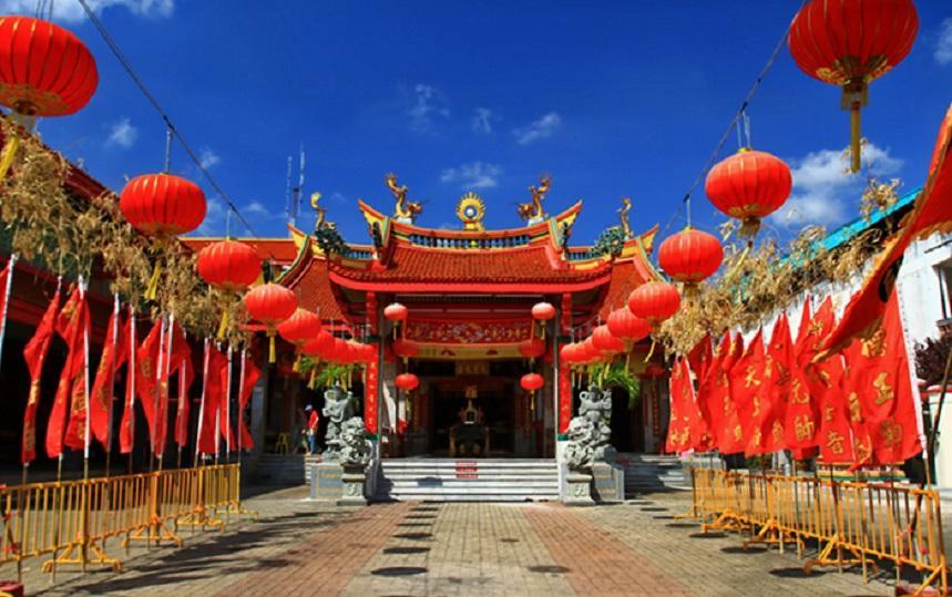 Jui Tui - даосский храм