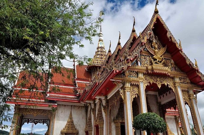 Таиланд - страна буддийская