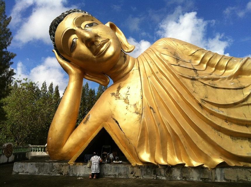 Будда в Таиланде