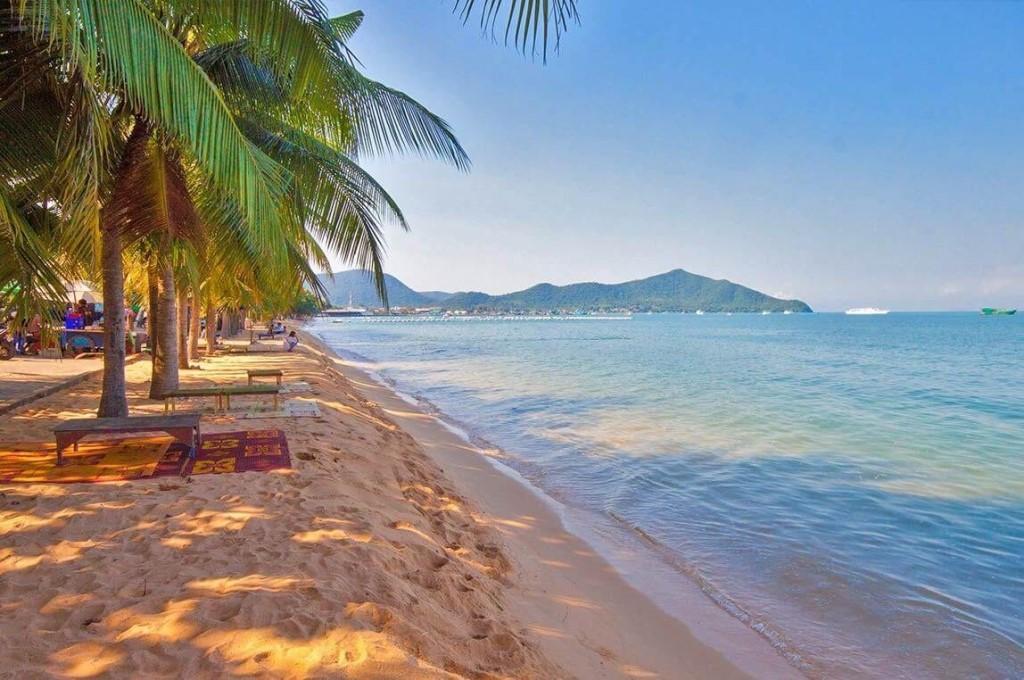 Пляжный сезон в Таиланде