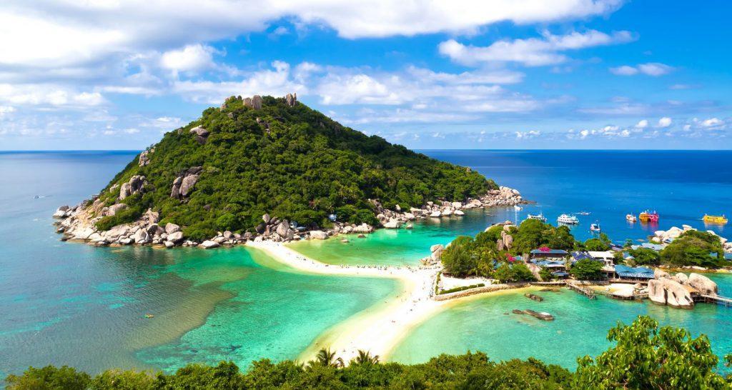 Острова Баунти в Таиланде