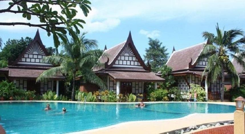 Thai Ayoudhya Villas & SPA Lamai