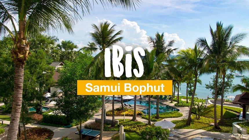 Лучшие отели Самуи Ibis Samui Bophut
