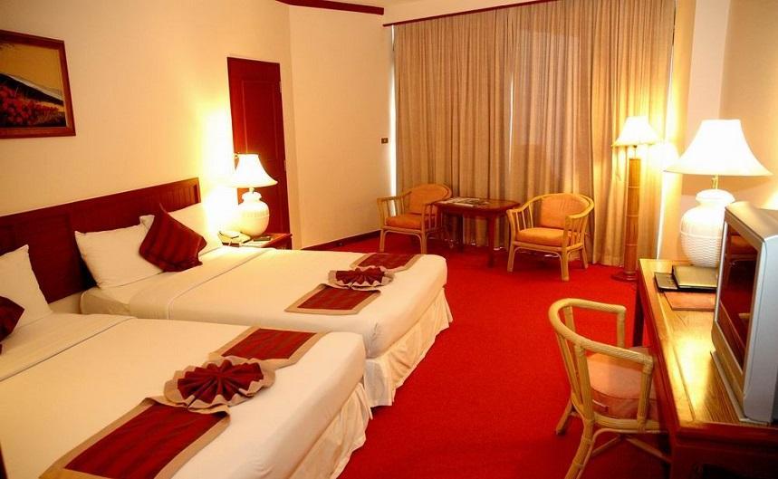 Отель Амбассадор в Паттайе номера фото