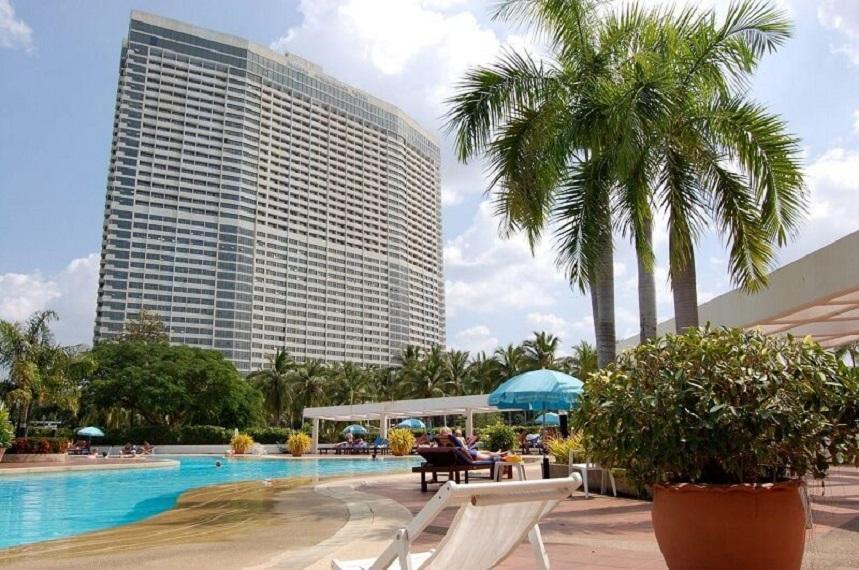 отель амбассадор в паттайе Marina Tower Wing