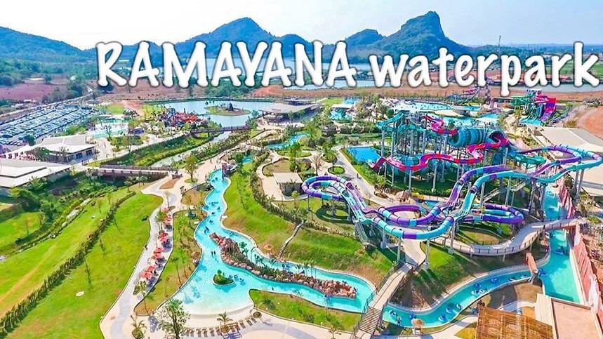 Рамаяна – молодой парк развлечений
