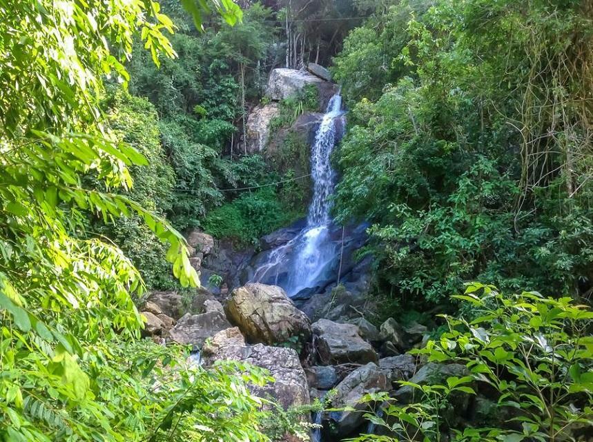 Водопад Тан Руа