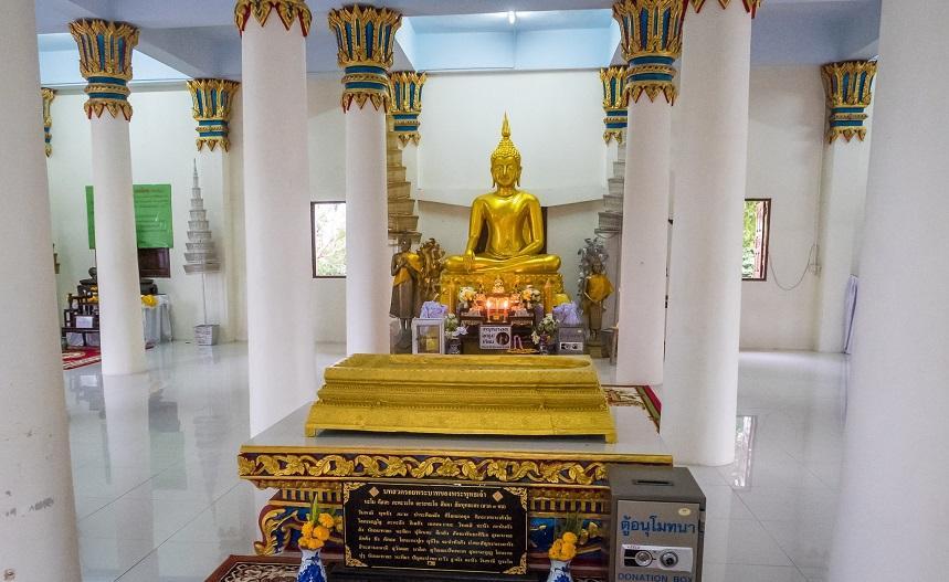 Храм Кхао Хуа Джук