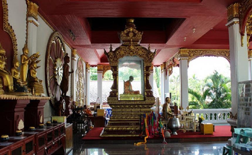 Достопримечательности Самуи храмы