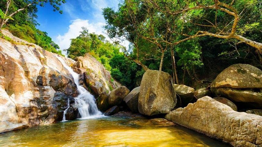 Водопад На Муанг