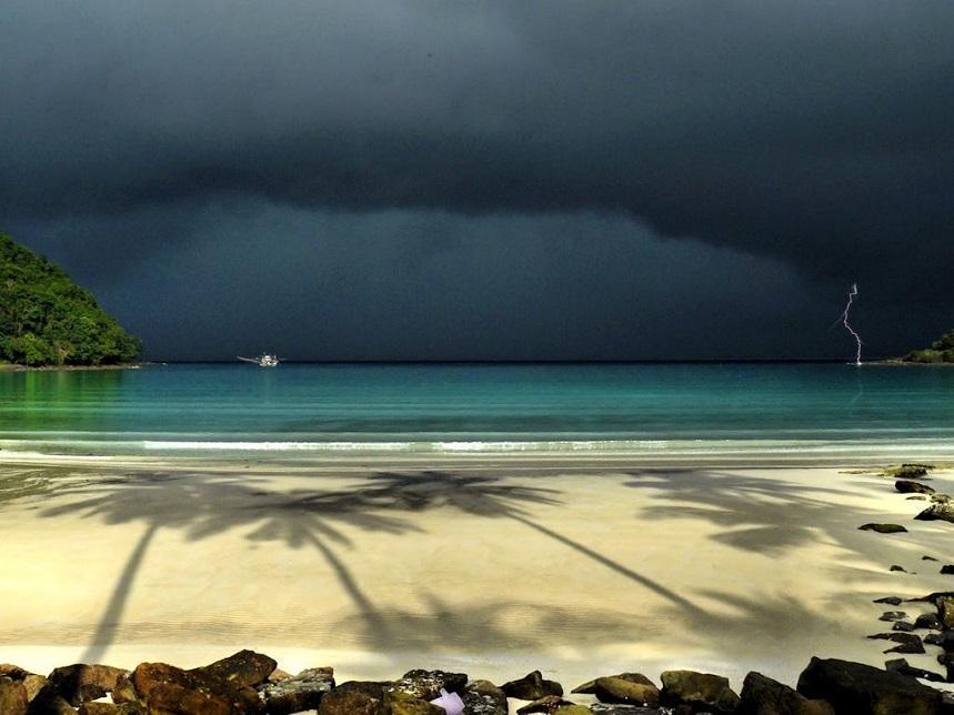 тропический тайский остров