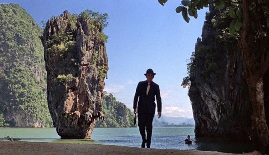 Остров Джеймса Бонда в Таиланде