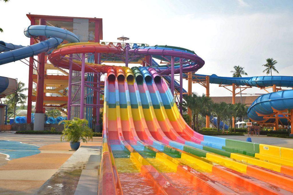 Аквапарк Splash Jungle на Пхукете