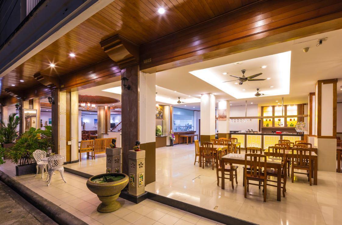 Отель Azure Phuket Hotel 3* в Таиланде, Пхукет