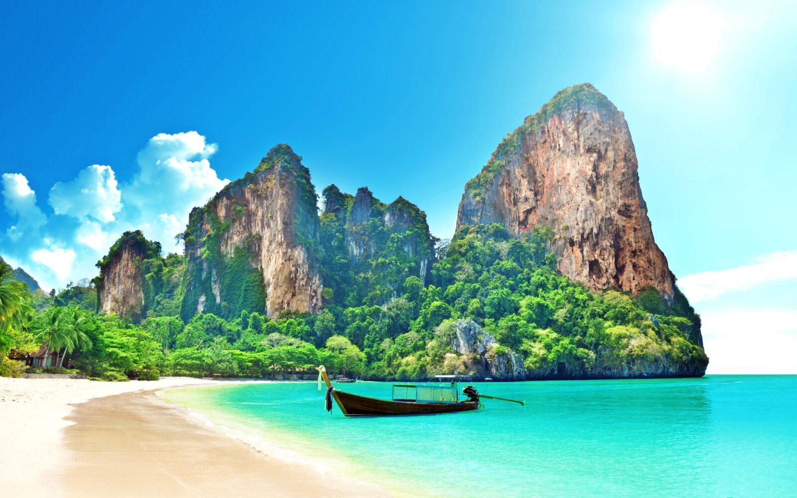 Фото Таиланда весной