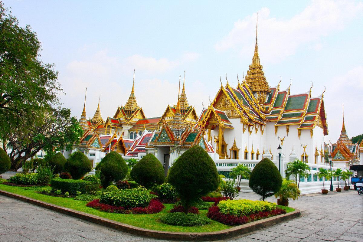 Туры в Таиланд в октябре