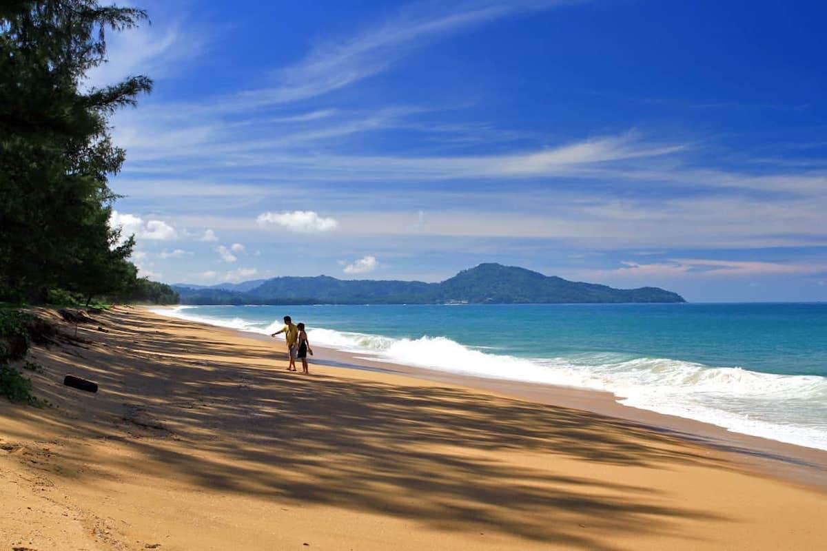 Фото моря в Таиланде