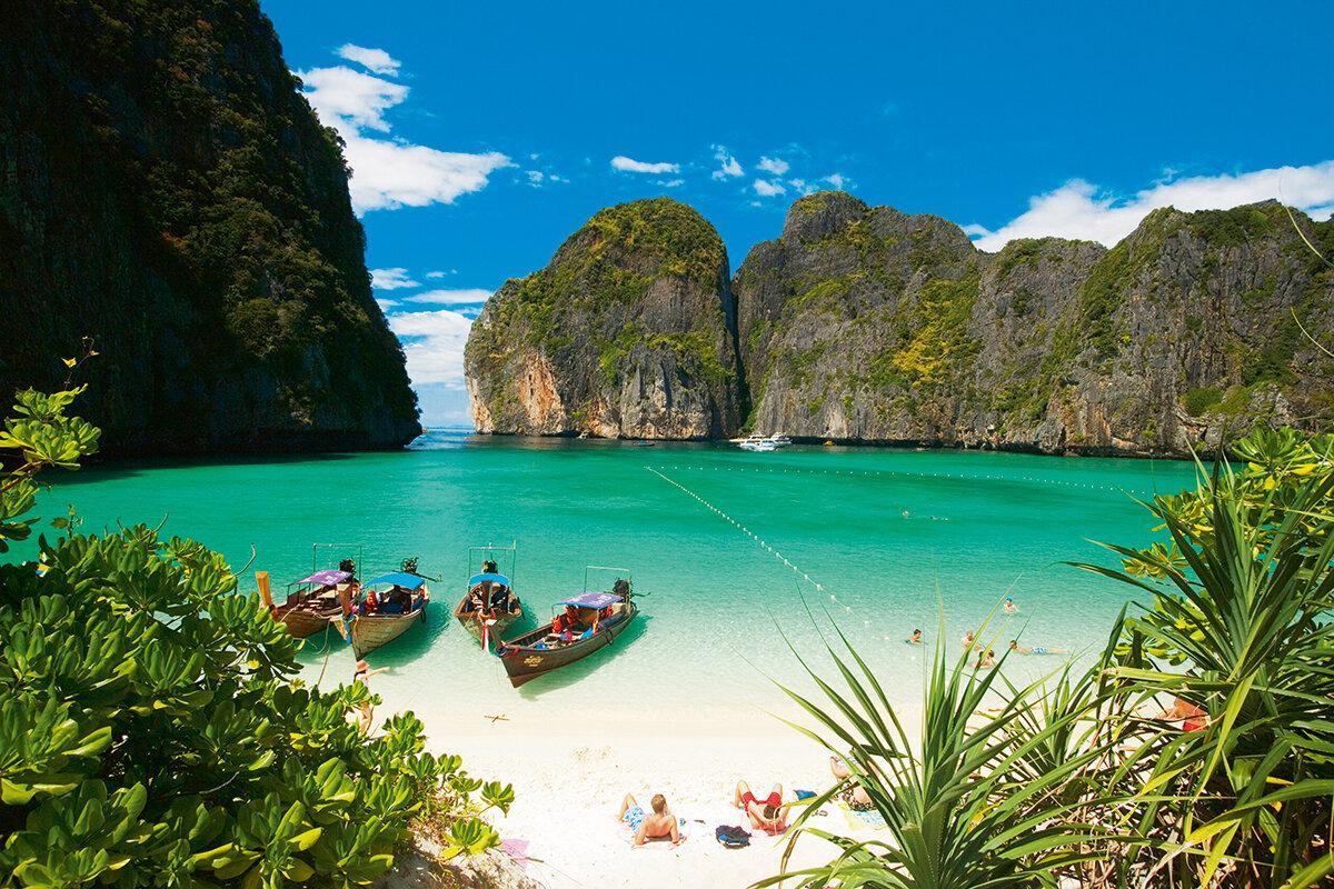 Туры в Таиланд в январе