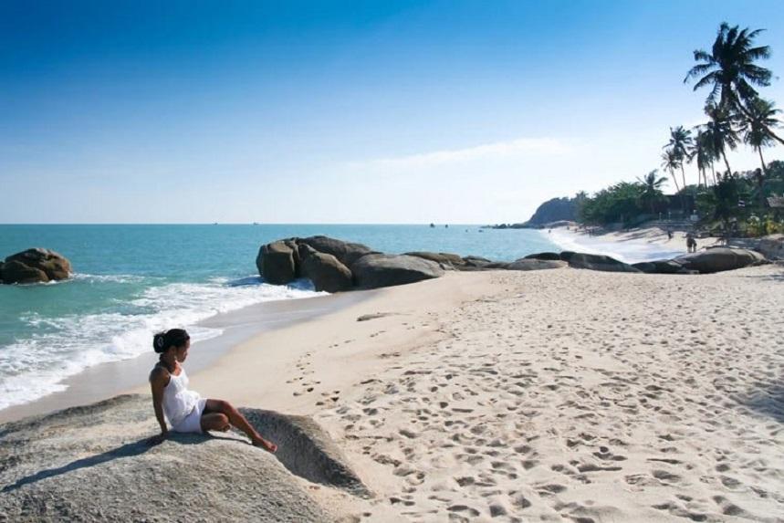 Лучшие пляжи Самуи Ламаи