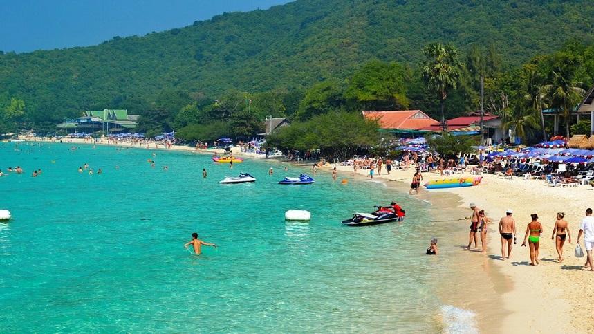 путевки на остров Ко Лан