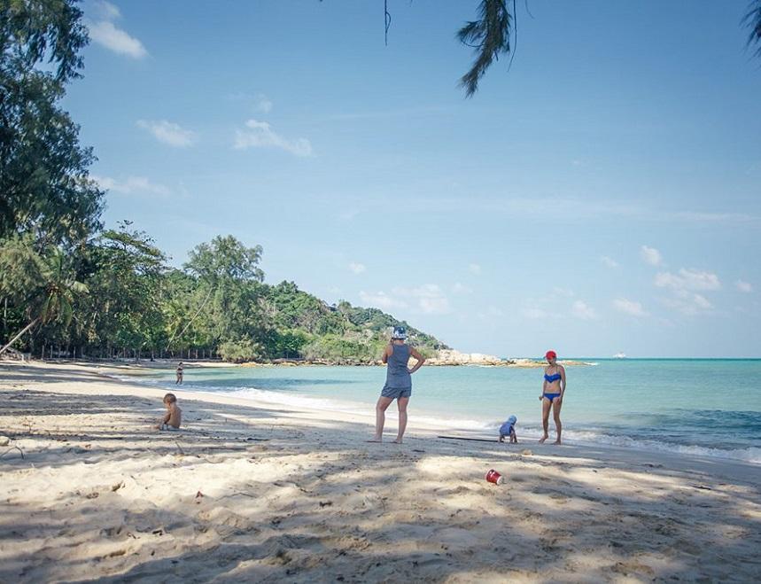 Пляжи Самуи Чонгмон