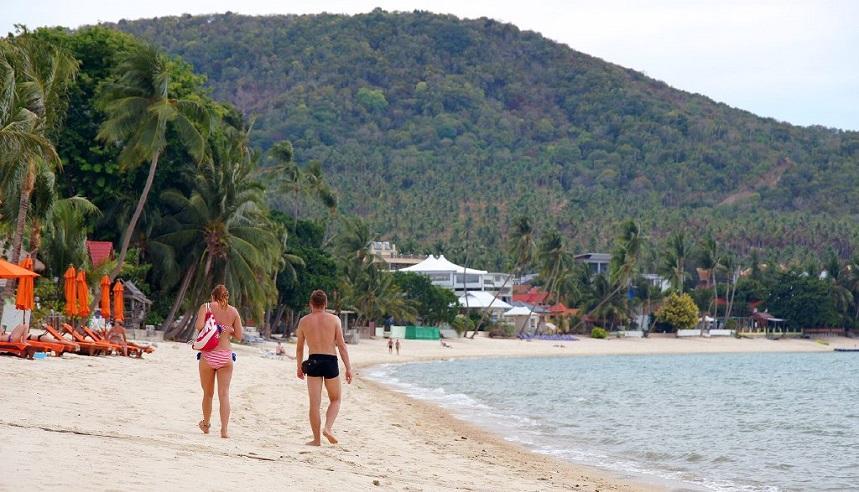 Лучшие пляжи Самуи Банграк