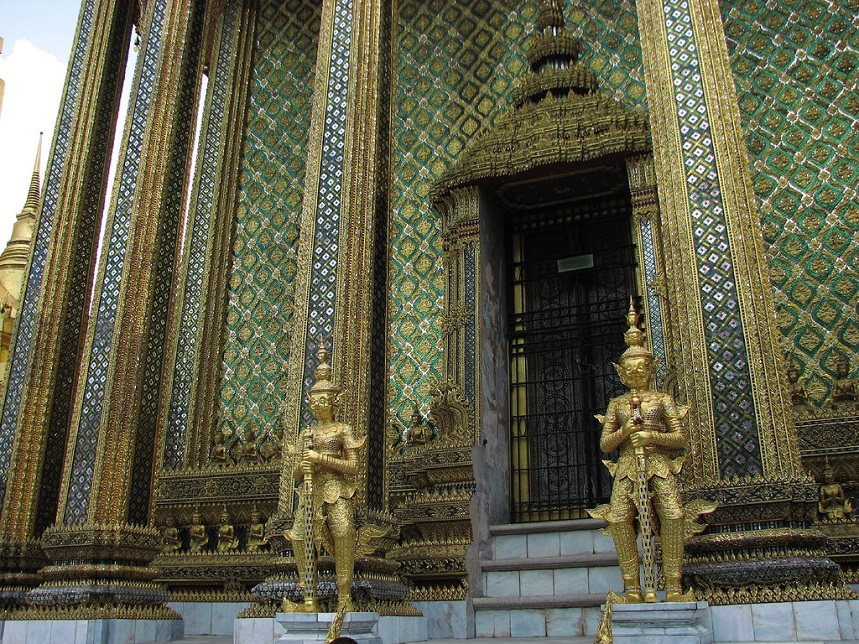 Достопримечательности Бангкока храмы