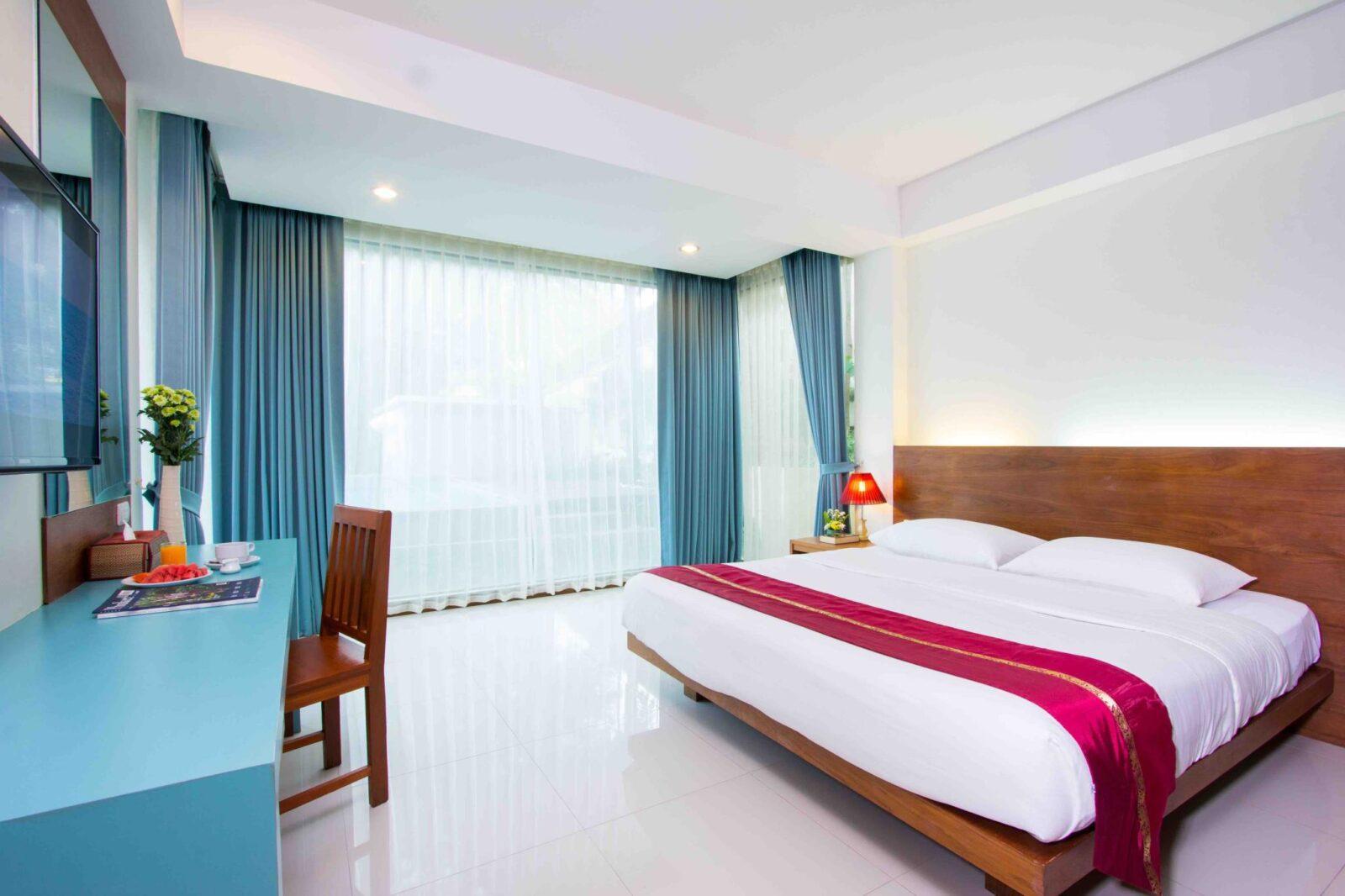 Отель Baan Raron Resort 3* в Таиланде, Карон