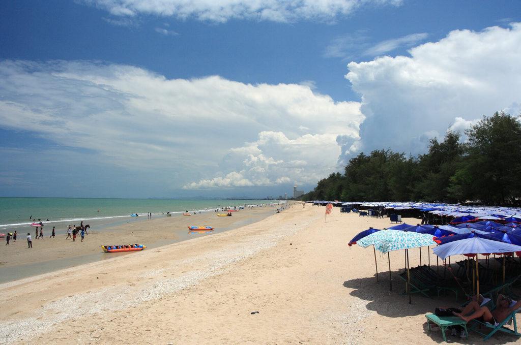 Пляжные туры в Таиланд