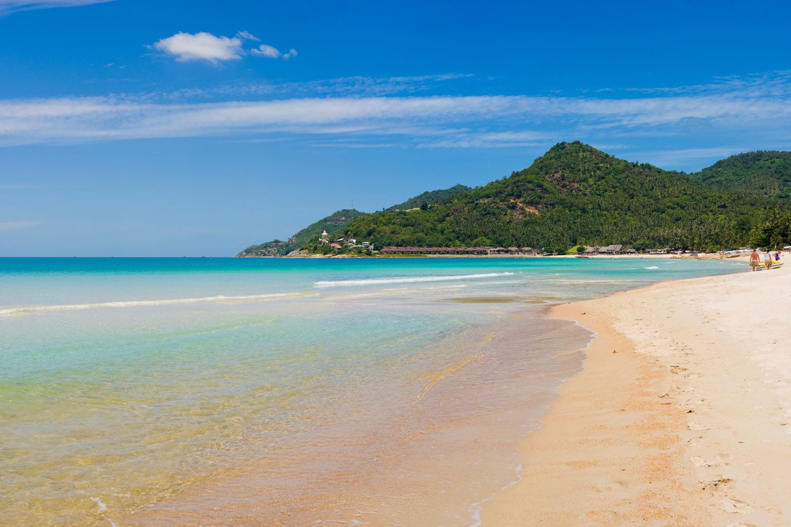 Фото пляжа Чавенг