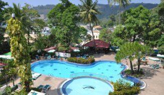 Патонг, отель Лодж (Patong Lodge Hotel 3*) на Пхукете