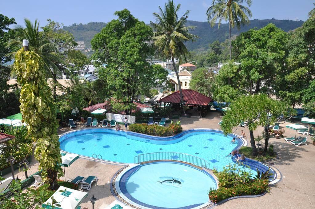 Фото отеля Patong Lodge Hotel