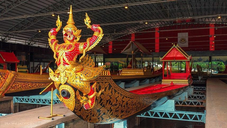 Музей королевских лодок