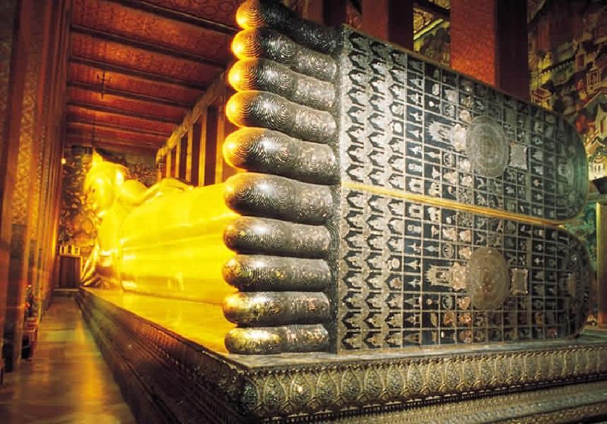 Храм Лежащего Будды Бангкок