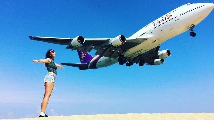 Тайские аэропорты Пхукет