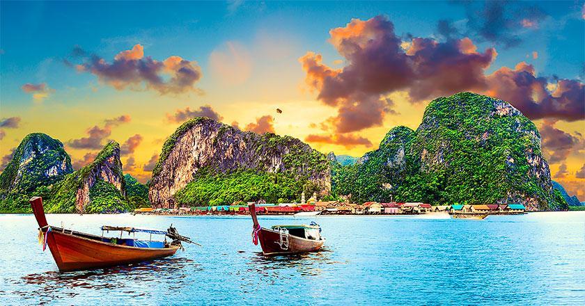 Туры на остров Пхукет (Таиланд)
