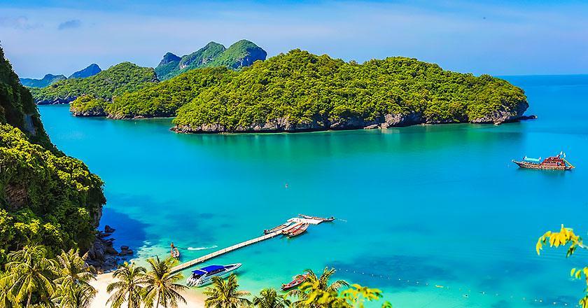 Туры на остров Самуи (Таииланд)