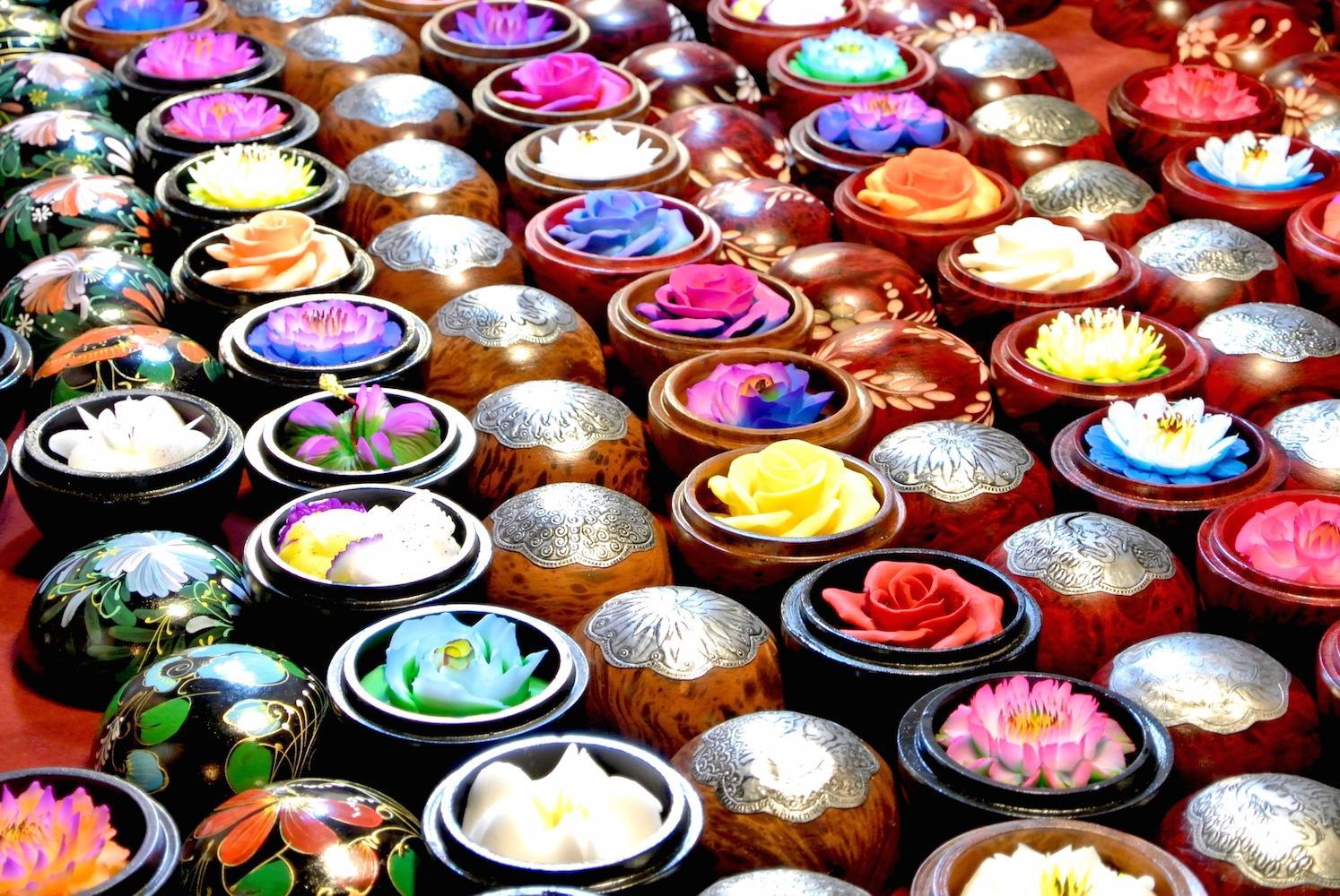 Фото сувениров из Таиланда