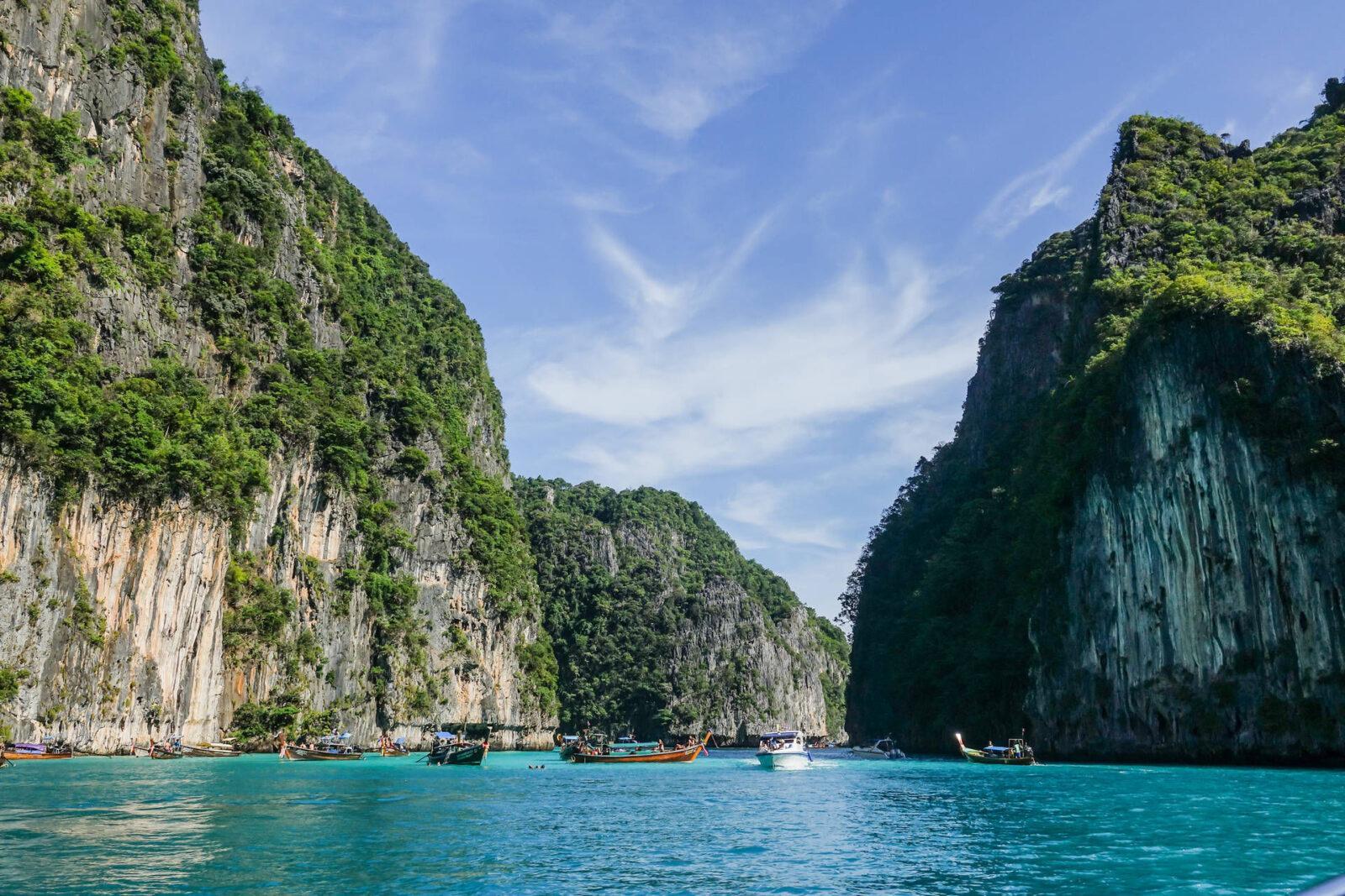 Какое море в Тайланде на Пхукете