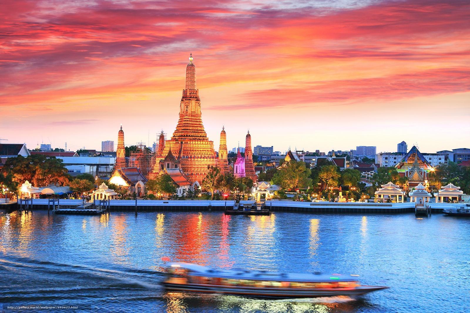 Фото Бангкока в Таиланде