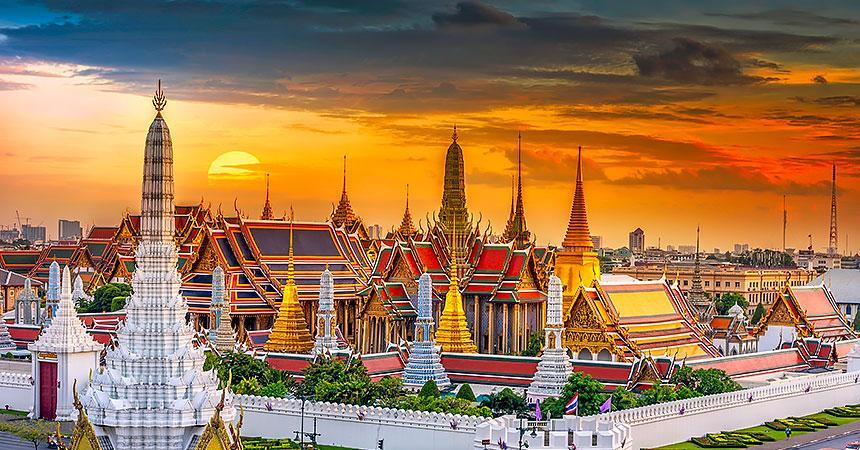 Туры в Бангкок (Таиланд)