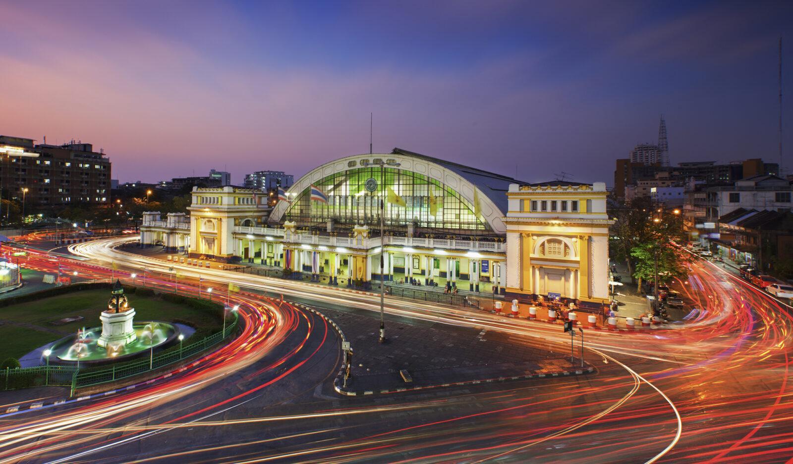Бангкок - Пхукет: как добраться