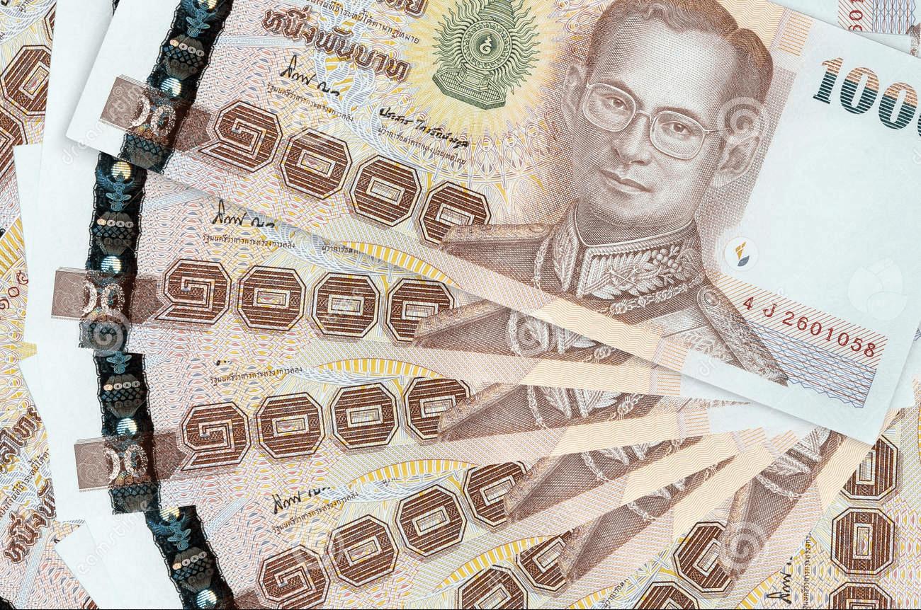 Фото денег в Таиланде