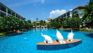 Отель Найтонбури (Naithonburi Beach Resort 4*) на Пхукете